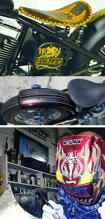 Bobber Motorcycle Builders PA. - Customizing Bobbers - Bobber Builds - Fabrication - Modification - Bobber Parts PA. - Service