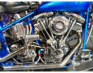 Custom Chrome Motorcycle Parts PA.