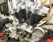 Custom Motorcycle Parts Fabrication Shop PA., Harley Engine Repair, Harley Engine Rebuilding, Custom Motorcycle Engine Builders, Pennsylvania